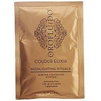Пудра для осветления волос безаммиачная Revlon Professional Orofluido Sublime Lightening Powder 40 ml