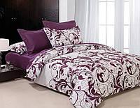Двуспальный комплект постельного белья TAG Равель (с компаньоном), фото 1
