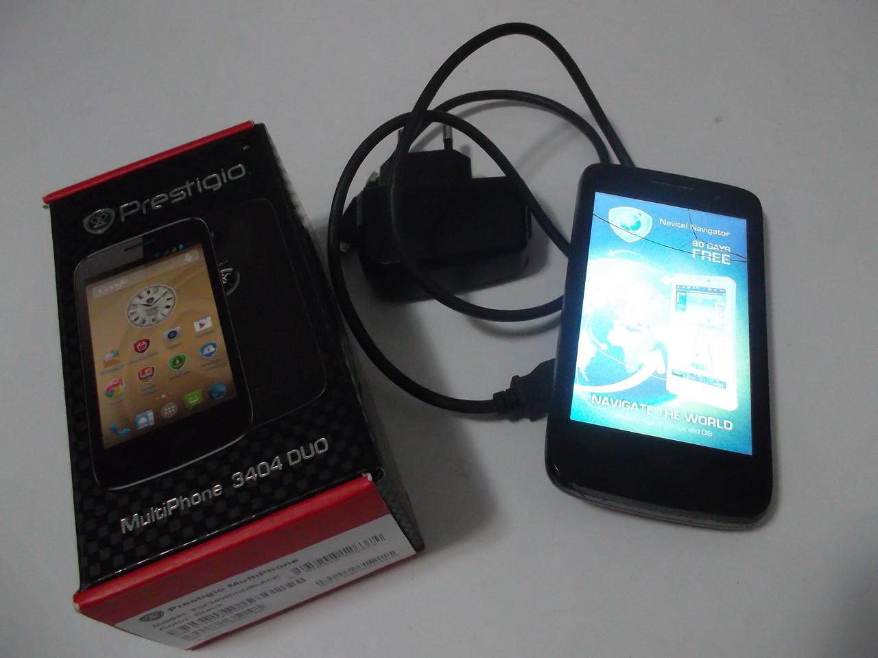 Мобильный телефон Prestigio PSP3404 №3210