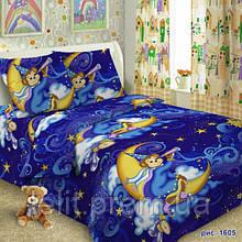 Детский полуторный комплект постельного белья TAG Звездочет