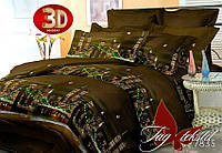 Евро комплект постельного белья TAG BL7835
