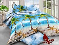 Семейный комплект постельного белья XHY559