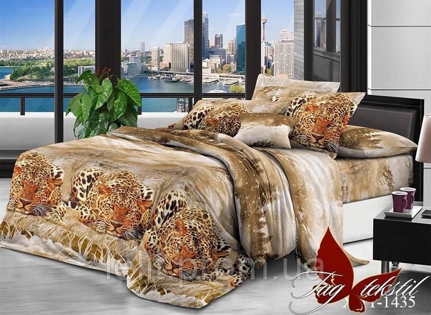 Семейный комплект постельного белья XHY1435