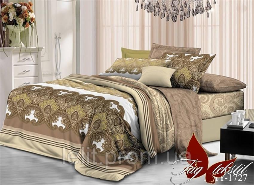 Семейный комплект постельного белья XHY1727