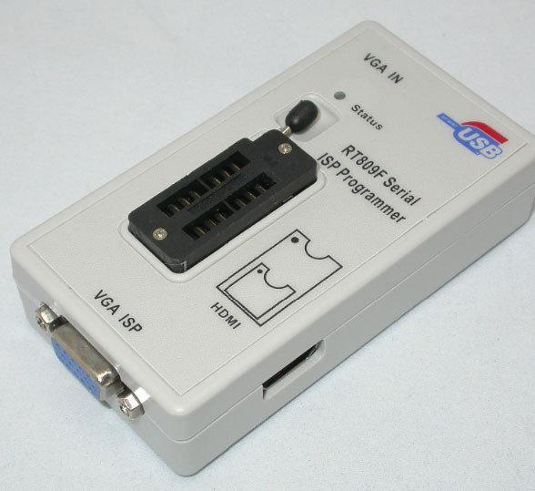 RT809F Программатор EPROM FLASH VGA ISP AVR GAL PIC