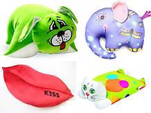 Подушки игрушки антистресс