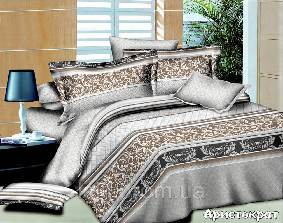Полуторный комплект постельного белья TAG Аристократ