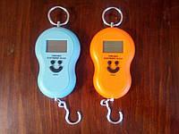Весы ручные подвесные кантер электронный цифровой безмен