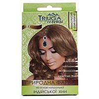 Природная краска для волос на основе хны —Тёмно-русый  25г.