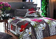 Полуторный комплект постельного белья с комп. R6980