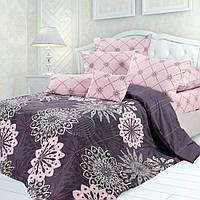 Полуторный комплект постельного белья с компаньоном R7048