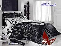 Полуторный комплект постельного белья с компаньоном Аскольд