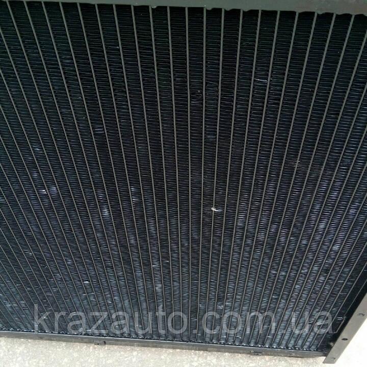 Радиатор водяного охлаждения МАЗ (3-х рядн.) (пр-во ШААЗ) 53371-1301010