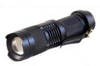 Тактический компактный фонарь Police BL-8468 фонарик Cree (набор)