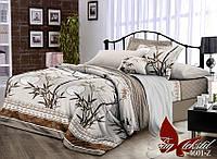 Полуторный комплект постельного белья с компаньоном TM-4601z