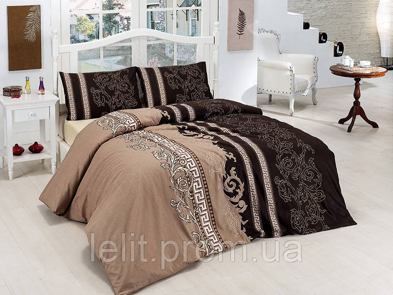 Семейный комплект постельного белья TAG Клеопатра