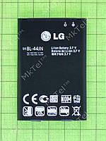 Аккумулятор BL-44JN 1540mAh LG Optimus Black P970 Копия АА