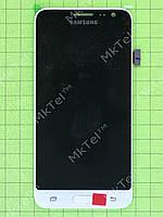 Дисплей Samsung Galaxy J3 SM-J320 с сенсором TFT матрица Копия ААА Белый