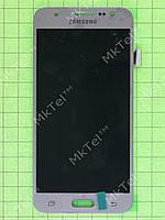 Дисплей Samsung Galaxy J5 SM-J500H с сенсором TFT матрица Копия ААА Золотистый