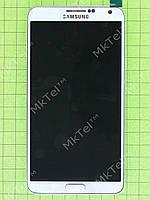 Дисплей Samsung Galaxy Note 3 N9000 в сборе TFT матрица Копия ААА Белый