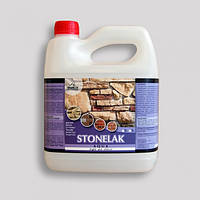 Лак для искусственного камня STONELAK AQUA (полуглянцевый) 3 л