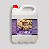Лак для искусственного камня STONELAK AQUA (полуглянцевый) 5 л