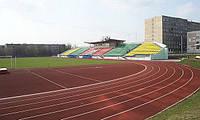 Противоскользящие покрытия для стадионов