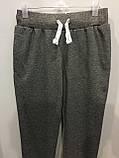 Подростковые спортивные штаны на манжете на мальчика 134,158 см, фото 2
