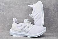 Кроссовки ADIDAS Ultra Boost White (БЕЛЫЕ), фото 1
