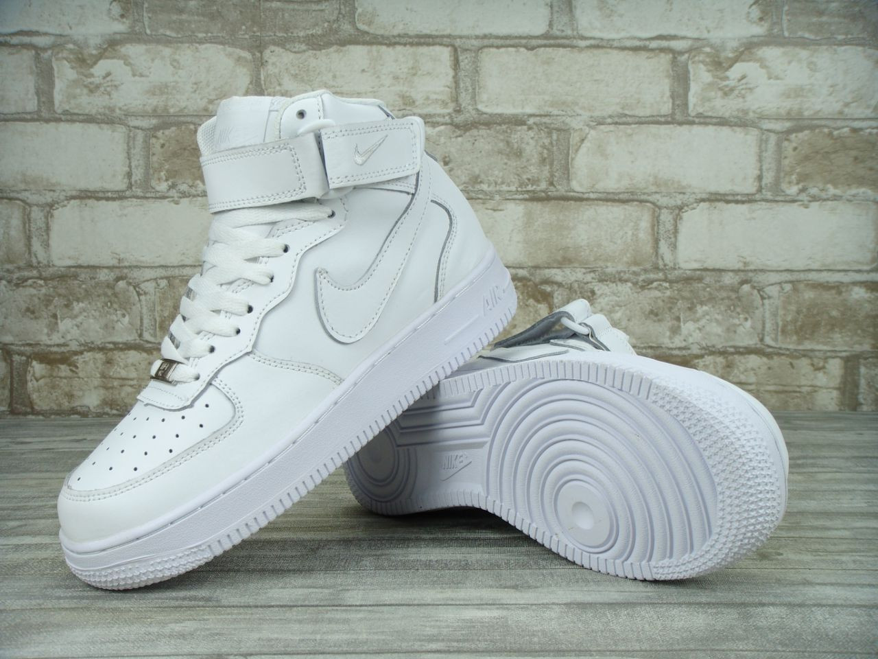 best website f9d27 2f55d Кроссовки женские Nike Air Force 1 Mid White Реплика Реплика 39