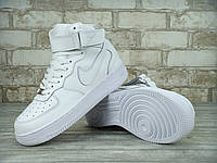 Кроссовки женские Nike Air Force 1 Mid White