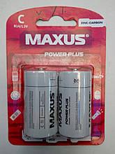 Батарейка MAXUS Power Plus R14/1.5v C