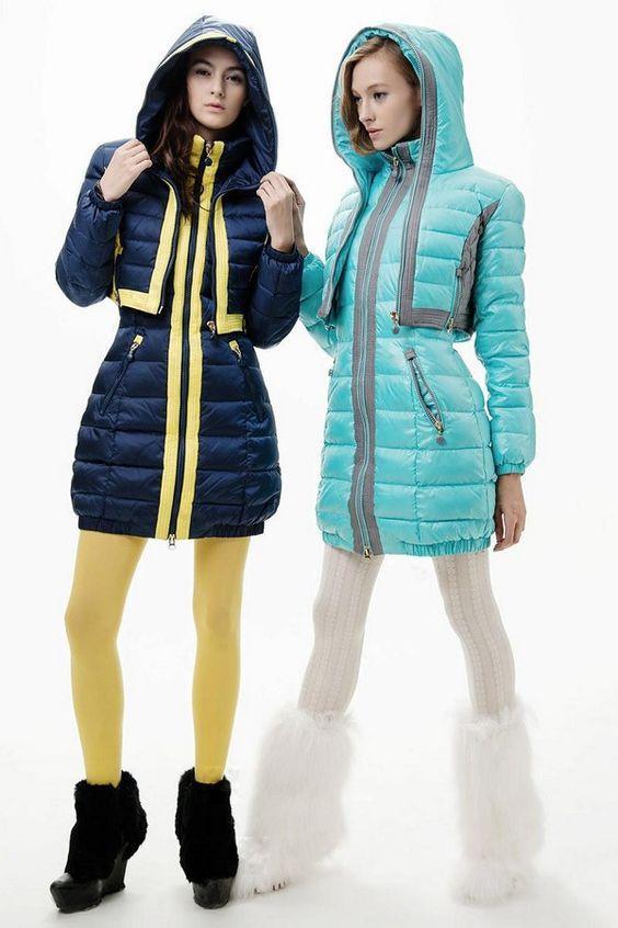 Женские зимние куртки оптом