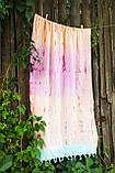 Полотенце-пештемаль пляжное Rainbow 90х170 Hippie Barine, фото 2