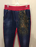 Спортивные штаны на девочку 122 см, фото 2
