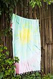 Полотенце-пештемаль пляжное Twist 90х160 Сandy Shop Barine, фото 2
