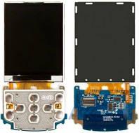 Дисплей (экран) для телефона Samsung C3110
