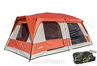 Палатка шестиместная Эврика Eureka Copper Canyon 1610 + 2 сидушки туристические в подарок