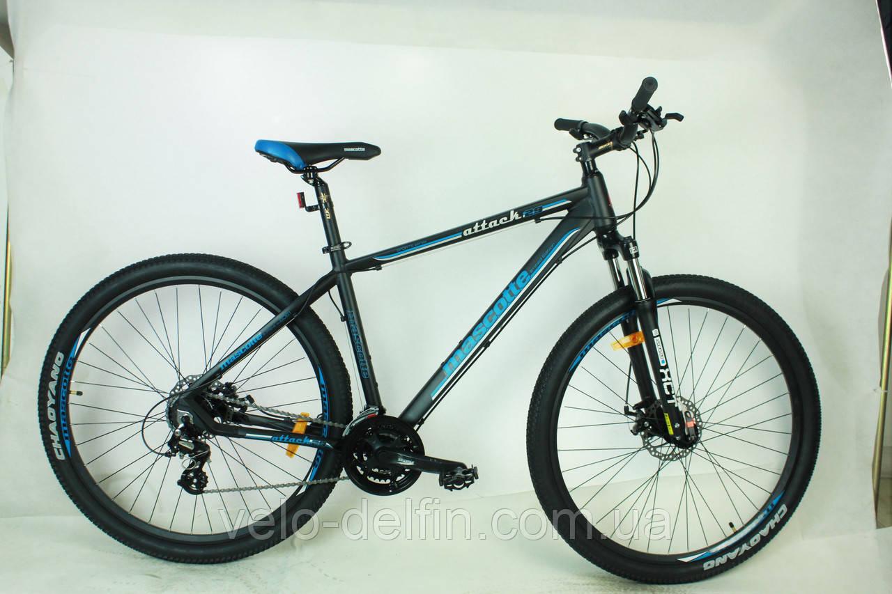 929ffa0d6 Горный велосипед Mascotte attak 29