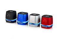Портативная Bluetooth колонка MP3 плеер с подсветкой T-2306
