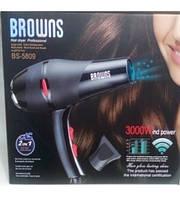 Фен для волос мощный Browns BS-5809