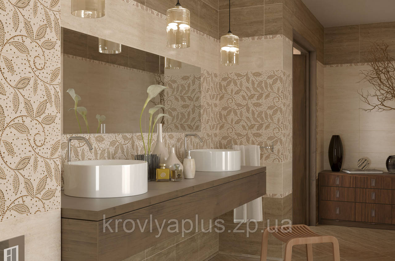 Golden Tile коллекция Травертин мозаика / Travertine Mosaic