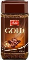 Кофе растворимый Militta GOLD крепкий 190g (Германия).