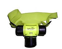Фонарик светодиодный на голову XW-002 для подводного плавания.