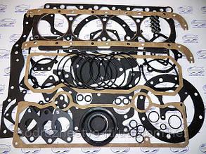 Набор прокладок двигателя + РТИ Д-240, МТЗ