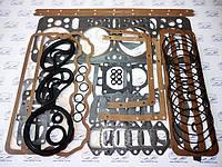 Набор прокладок+РТИ двигателя, А-01