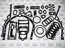 Набор прокладок двигателя ЯМЗ-236 малый (TEXON), фото 2