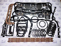 Набор прокладок двигателя (полный), ЯМЗ-236