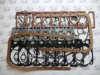 Набор прокладок двигателя КамАЗ Полный (мотор малый TEXON)