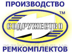 Набор прокладок двигателя  ЯМЗ-238 Полный (малый TEXON) нового образца